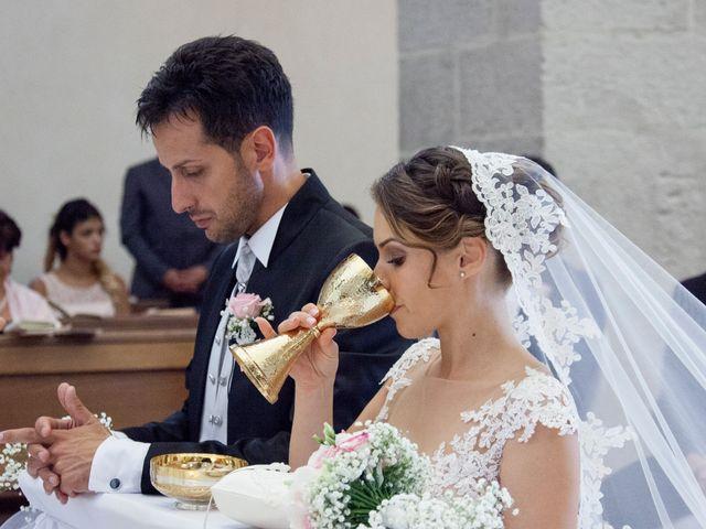 Il matrimonio di Elisa e Luca a Sermoneta, Latina 30