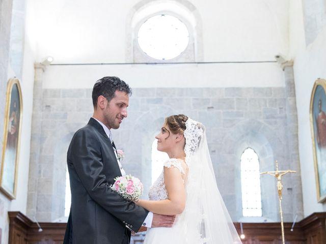 Il matrimonio di Elisa e Luca a Sermoneta, Latina 32