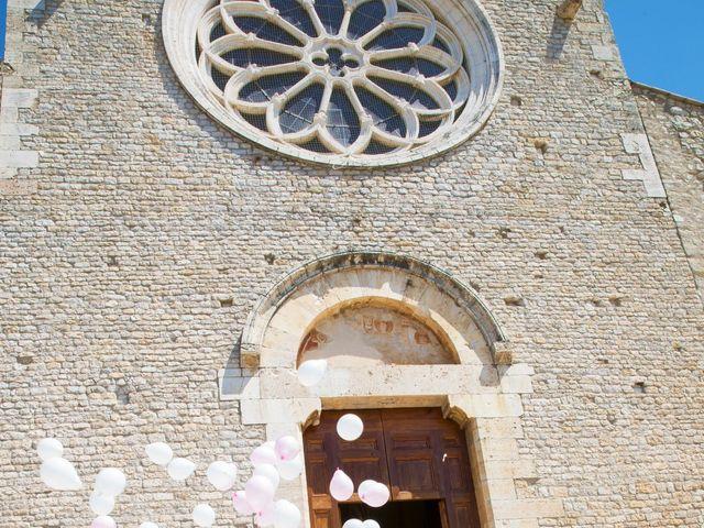 Il matrimonio di Elisa e Luca a Sermoneta, Latina 33
