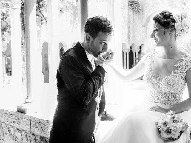 Il matrimonio di Elisa e Luca a Sermoneta, Latina 36