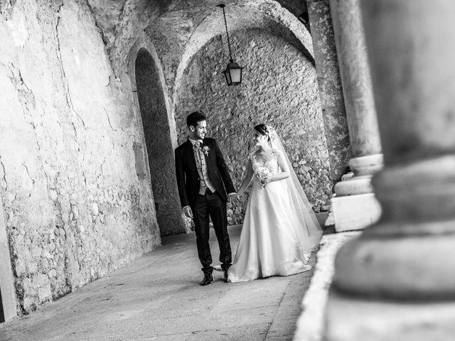 Il matrimonio di Elisa e Luca a Sermoneta, Latina 37
