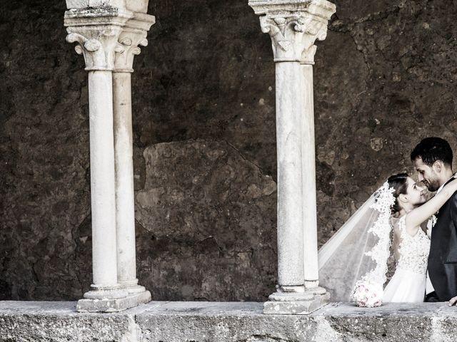 Il matrimonio di Elisa e Luca a Sermoneta, Latina 38