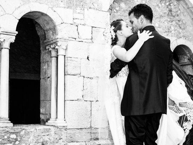 Il matrimonio di Elisa e Luca a Sermoneta, Latina 40