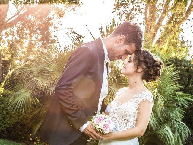 Il matrimonio di Elisa e Luca a Sermoneta, Latina 41