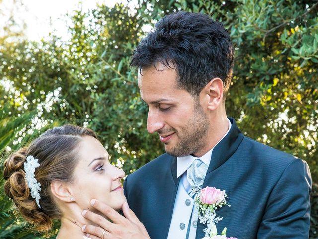 Il matrimonio di Elisa e Luca a Sermoneta, Latina 43