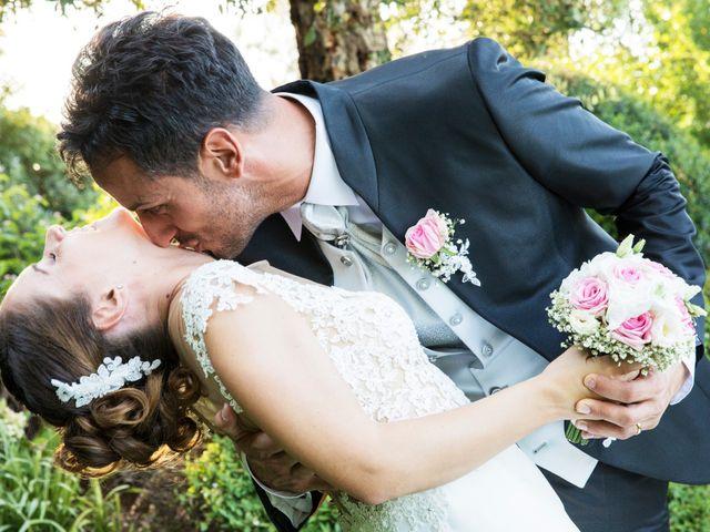 Il matrimonio di Elisa e Luca a Sermoneta, Latina 44
