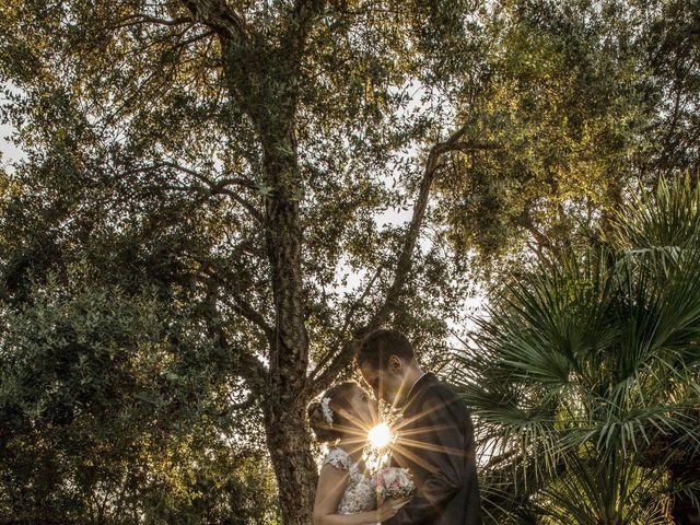 Il matrimonio di Elisa e Luca a Sermoneta, Latina 46
