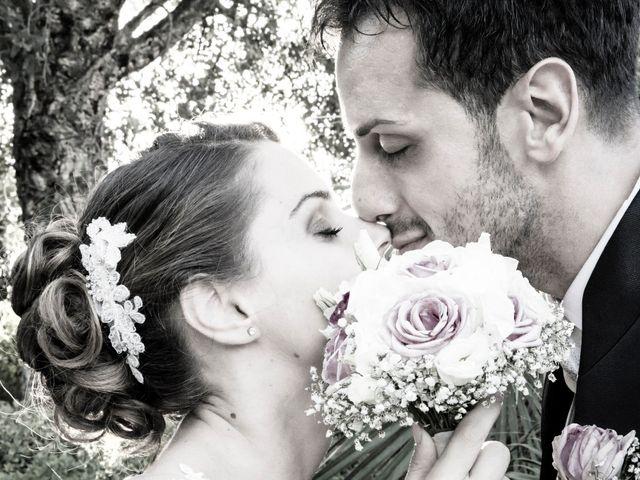 Il matrimonio di Elisa e Luca a Sermoneta, Latina 47