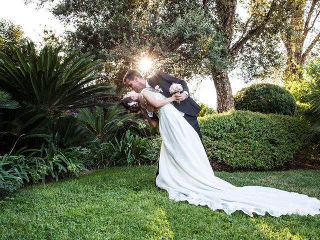 Il matrimonio di Elisa e Luca a Sermoneta, Latina 48