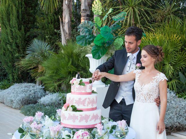 Il matrimonio di Elisa e Luca a Sermoneta, Latina 49