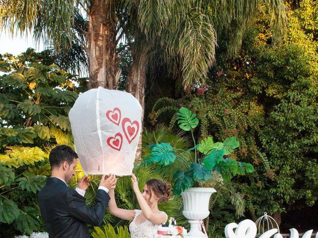 Il matrimonio di Elisa e Luca a Sermoneta, Latina 50