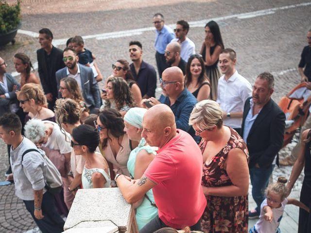 Il matrimonio di Matteo e Valentina a Cherasco, Cuneo 40