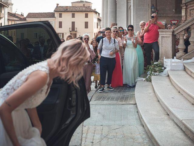 Il matrimonio di Matteo e Valentina a Cherasco, Cuneo 41