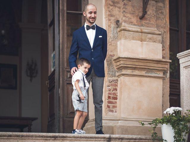 Il matrimonio di Matteo e Valentina a Cherasco, Cuneo 42