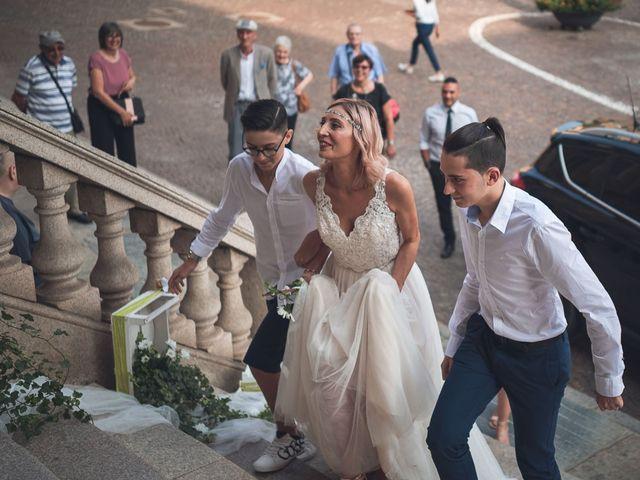 Il matrimonio di Matteo e Valentina a Cherasco, Cuneo 43