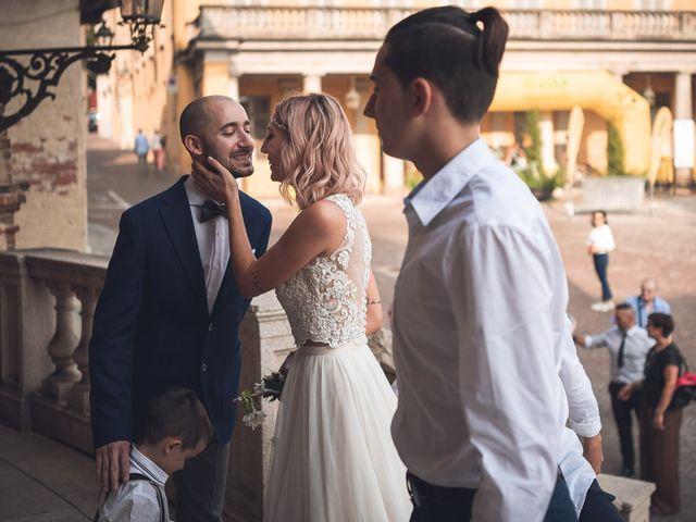 Il matrimonio di Matteo e Valentina a Cherasco, Cuneo 44