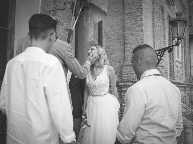 Il matrimonio di Matteo e Valentina a Cherasco, Cuneo 46