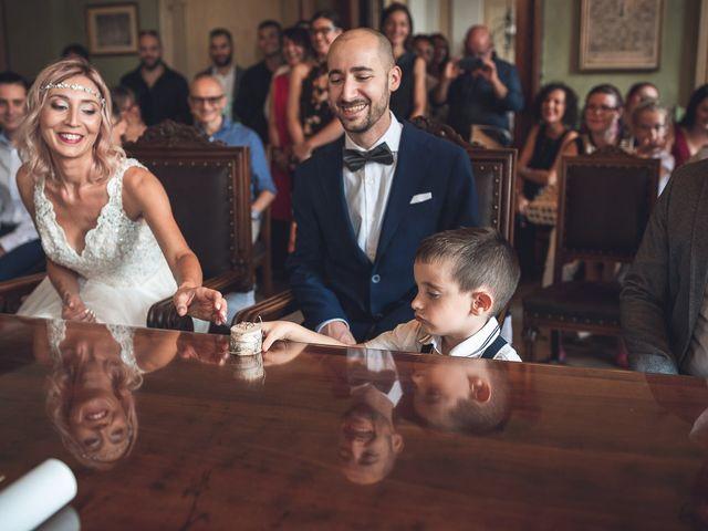 Il matrimonio di Matteo e Valentina a Cherasco, Cuneo 48
