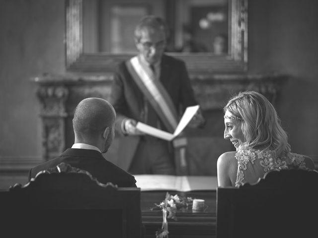 Il matrimonio di Matteo e Valentina a Cherasco, Cuneo 51