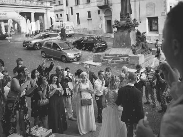 Il matrimonio di Matteo e Valentina a Cherasco, Cuneo 53