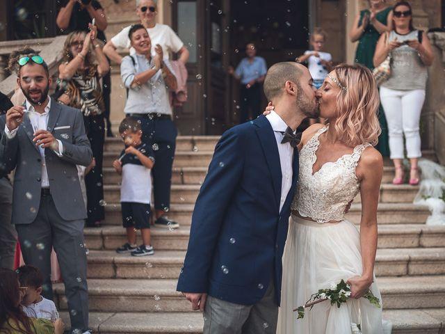 Il matrimonio di Matteo e Valentina a Cherasco, Cuneo 54