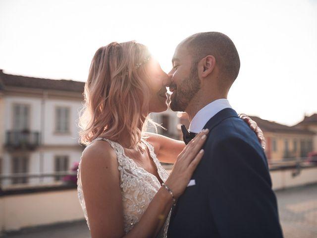 Il matrimonio di Matteo e Valentina a Cherasco, Cuneo 62