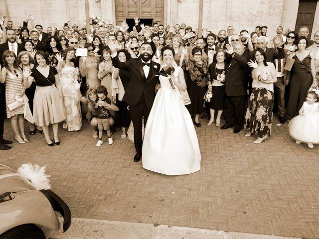 Il matrimonio di Francesco e Chiara a Matera, Matera 13