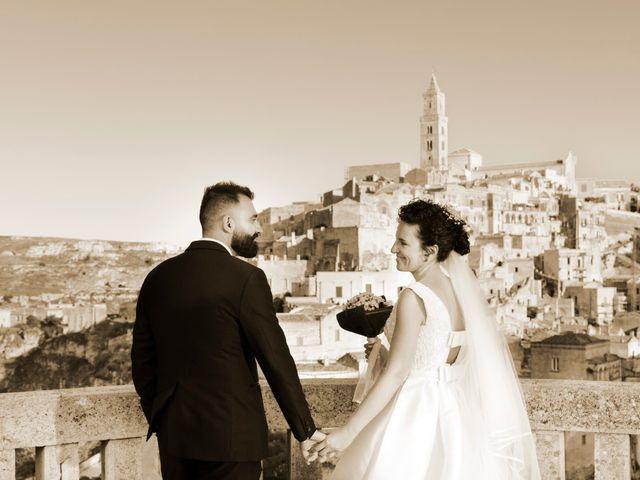 Il matrimonio di Francesco e Chiara a Matera, Matera 14