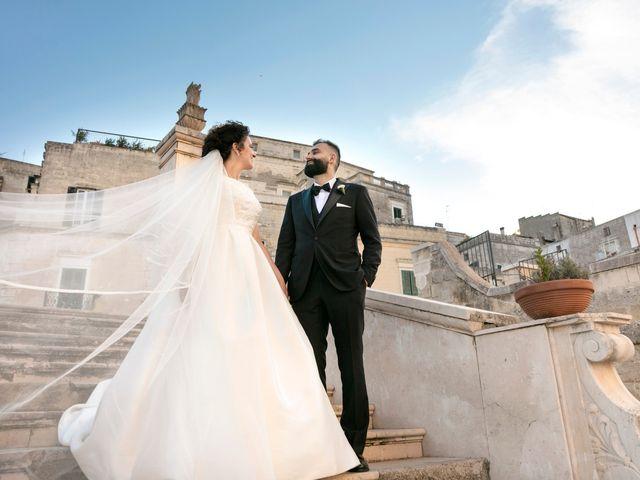 Il matrimonio di Francesco e Chiara a Matera, Matera 16