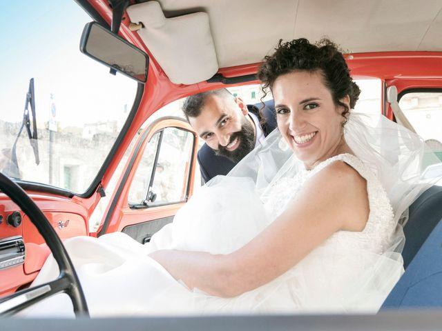 Il matrimonio di Francesco e Chiara a Matera, Matera 1