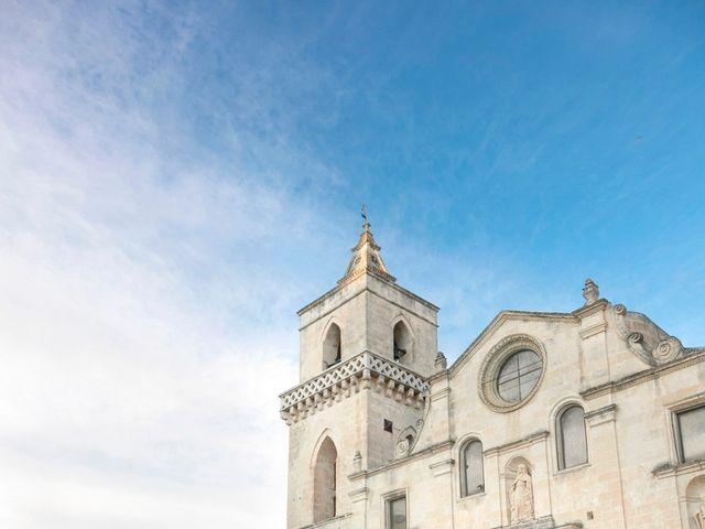 Il matrimonio di Francesco e Chiara a Matera, Matera 19