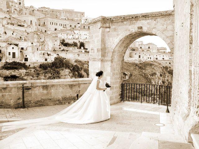 Il matrimonio di Francesco e Chiara a Matera, Matera 21