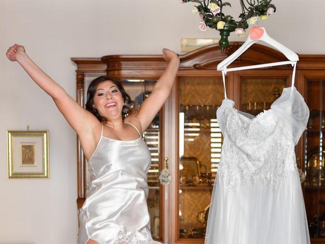 Il matrimonio di Marino e Daniela a Terlizzi, Bari 7