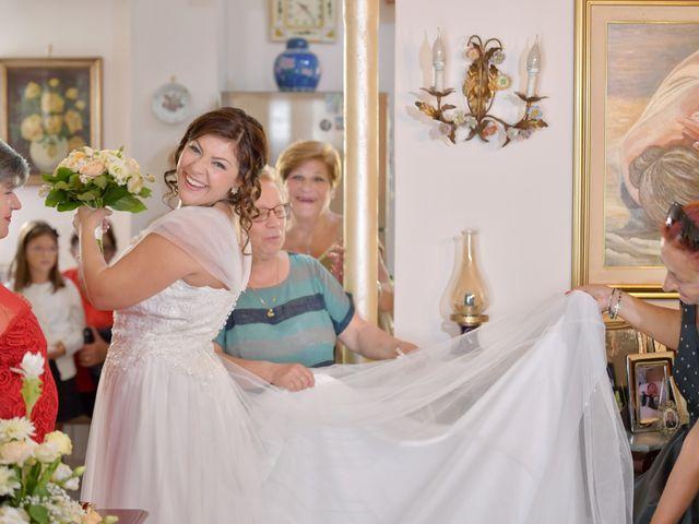 Il matrimonio di Marino e Daniela a Terlizzi, Bari 10