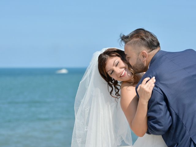 Il matrimonio di Marino e Daniela a Terlizzi, Bari 16