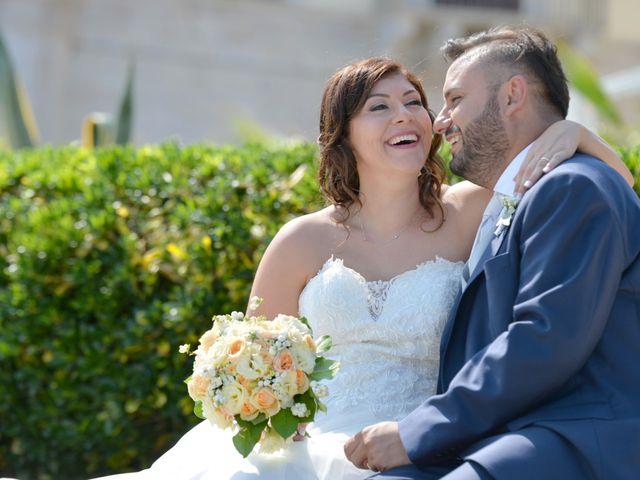 Il matrimonio di Marino e Daniela a Terlizzi, Bari 17