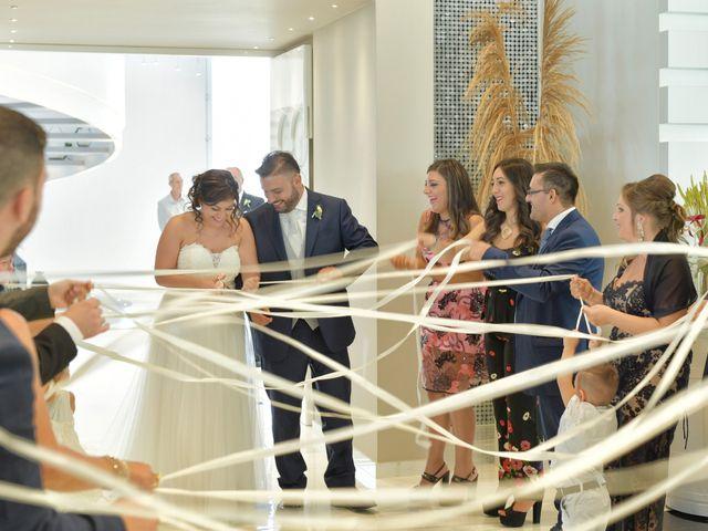 Il matrimonio di Marino e Daniela a Terlizzi, Bari 19