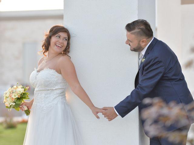 Il matrimonio di Marino e Daniela a Terlizzi, Bari 23