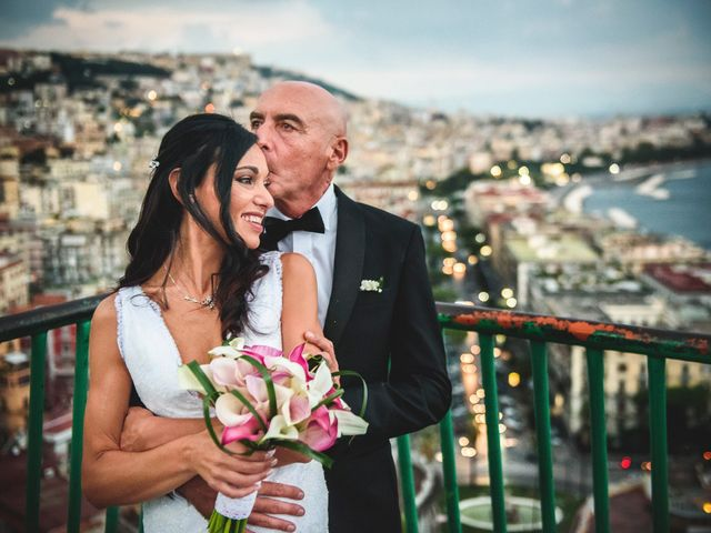 le nozze di Annamaria e Vincenzo