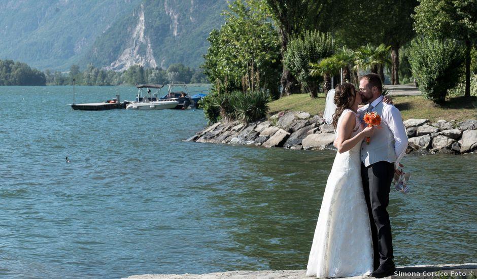 Il matrimonio di Ivan e Anna a Piantedo, Sondrio