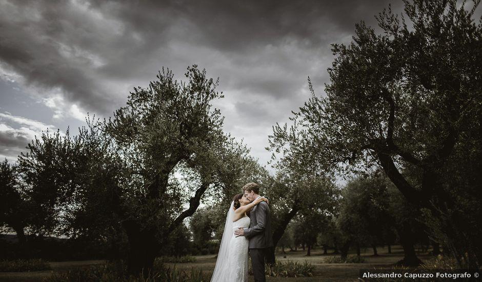 Il matrimonio di Mathias e Angela a Sant'Ambrogio di Valpolicella, Verona