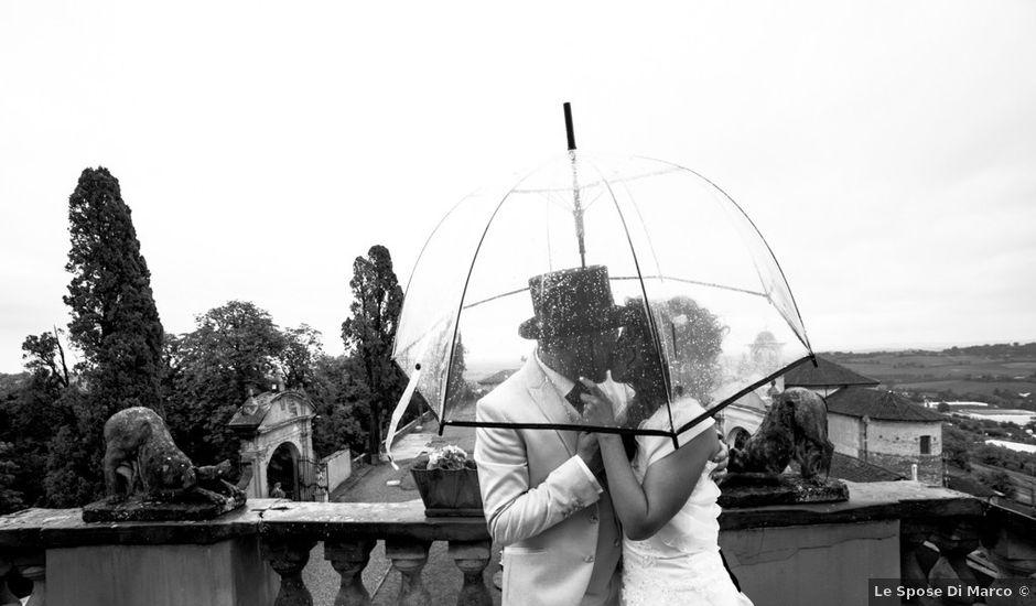 Il matrimonio di Paolo e Silvia a Casale Monferrato, Alessandria
