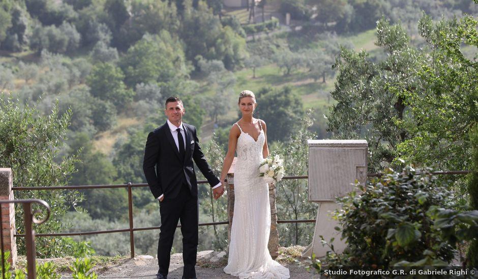 Il matrimonio di Edoardo e Giuditta a Prato, Prato