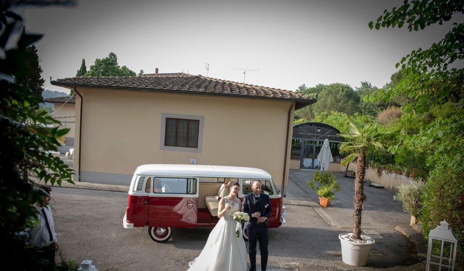 Il matrimonio di Alberto e Valentina  a Signa, Firenze