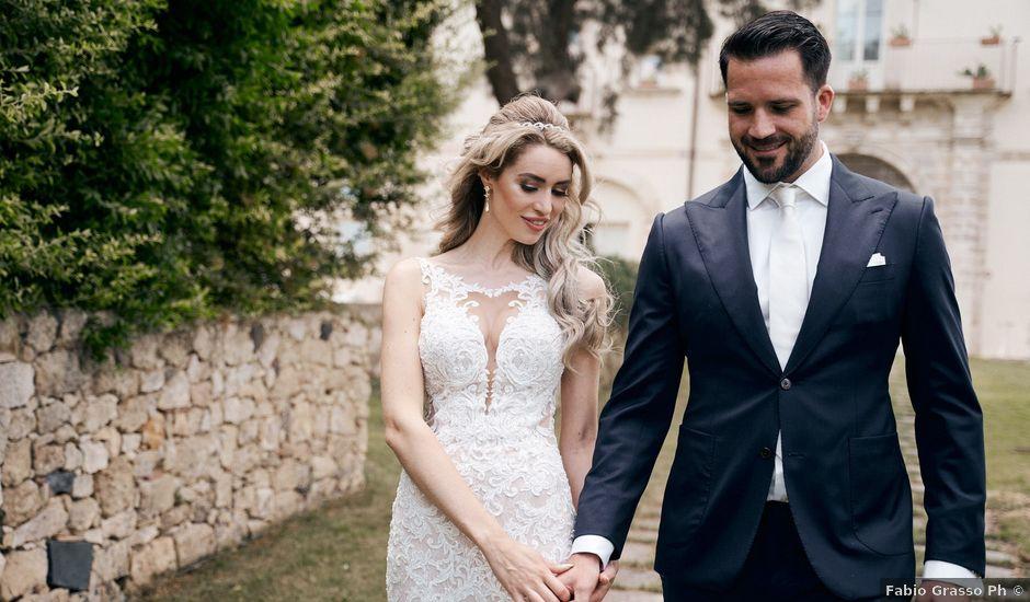 Il matrimonio di Bas e Lucienne a Vizzini, Catania