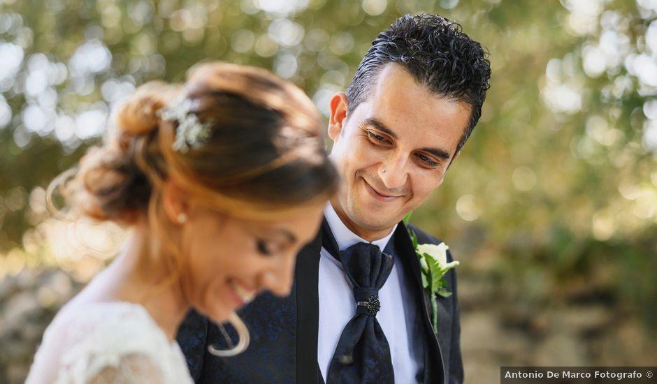 Il matrimonio di Luca e Rosa a Agropoli, Salerno