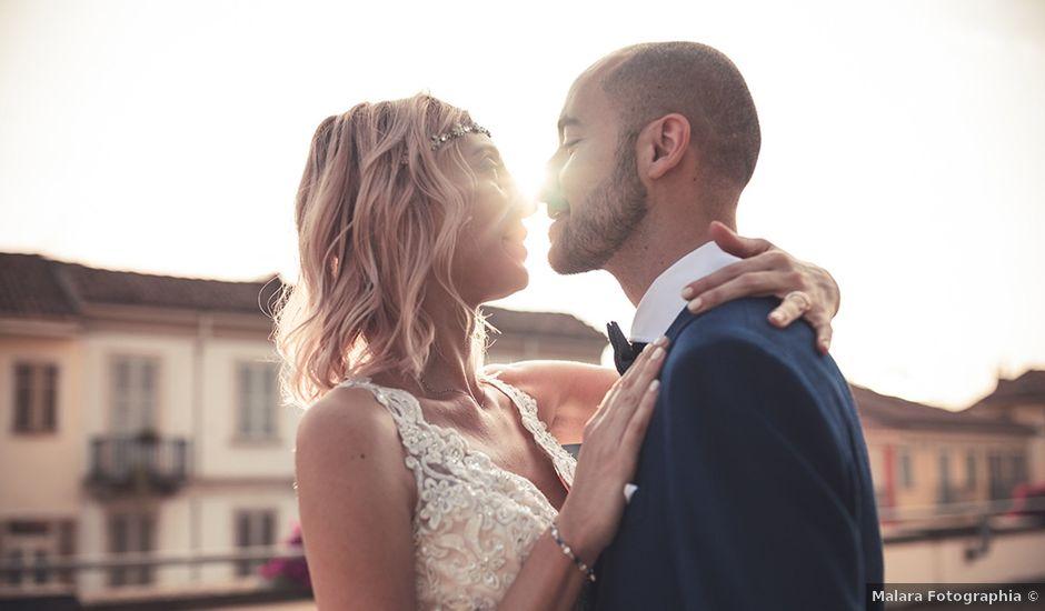 Il matrimonio di Matteo e Valentina a Cherasco, Cuneo
