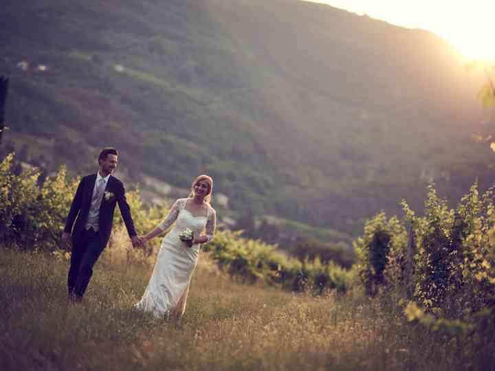 Le nozze di Klaudja e Riccardo