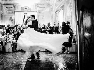 Le nozze di Francesco e Romina 1