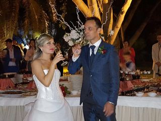 Le nozze di Francesco e Romina 3